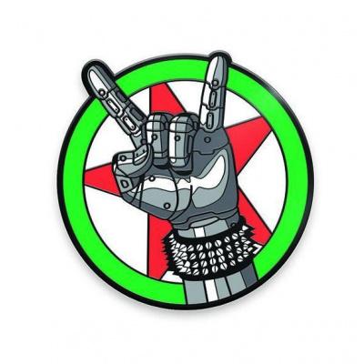 Cyberpunk 2077: Silverhand Emblem Magnet