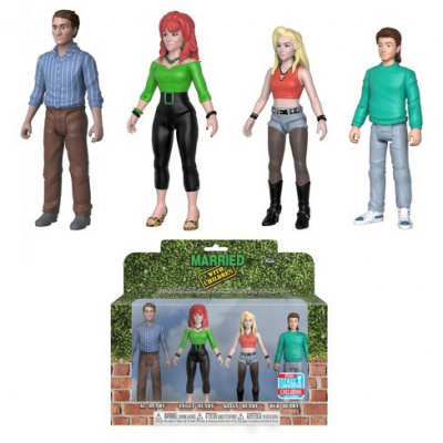 Action Figure: Married with Children - 4PK (Exc)