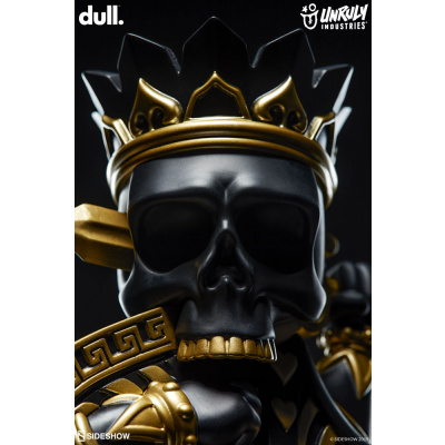 Unruly Industries: King Charles by dull. - Designer Statue