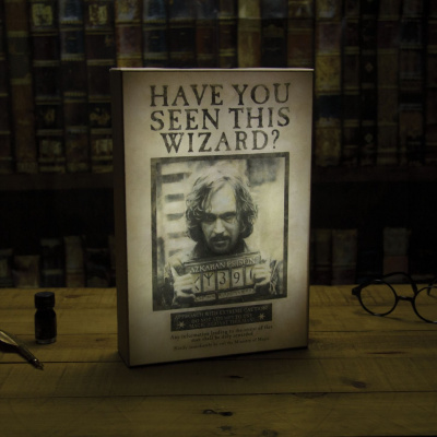 Harry Potter: Sirius Black Luminart
