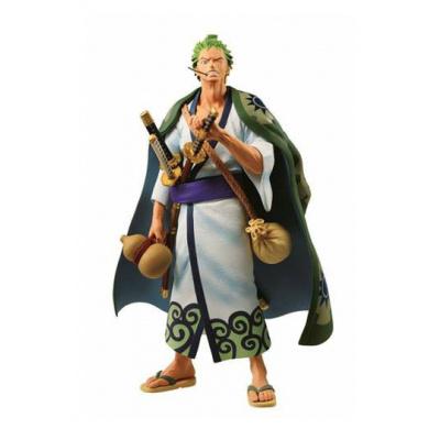 One Piece statuette PVC Ichibansho Roronoa Zoro (Zorojyuro) 26 cm