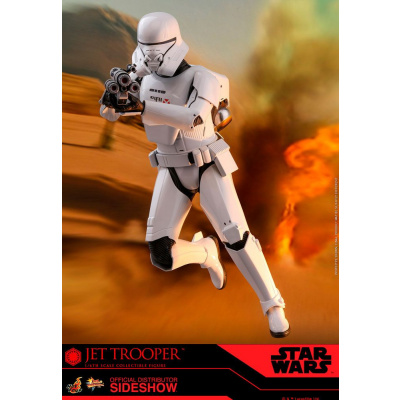 Star Wars: The Rise of Skywalker - Jet Trooper 1:6 Scale Figure