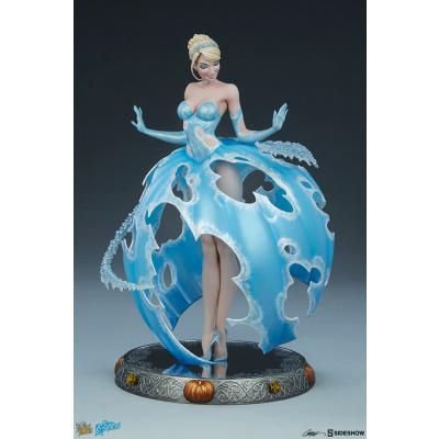 Disney: Fairytale Fantasies - Cinderella Statue