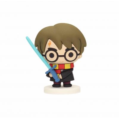 Harry Potter: Rubber Mini Figure - Harry Potter with Sword