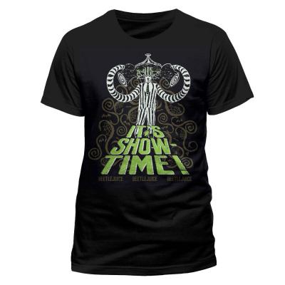 Beetlejuice T-Shirt Showtime (XL)