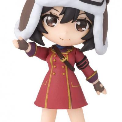 The Kotobuki Squadron in The Wilderness figurine Figuarts mini Kirie 9 cm