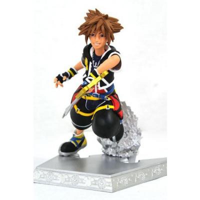 Kingdom Hearts Gallery statue Sora 18 cm