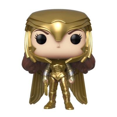Pop! DC: Wonder Woman 1984 - Gold Power Pose Wonder Woman