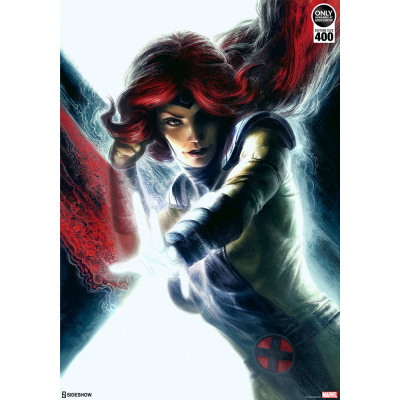 Marvel: X-Men - Jean Grey Unframed Art Print