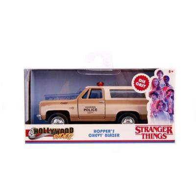 Stranger Things: Hoppers Chevrolet Blazer Brown-Creme 1:32