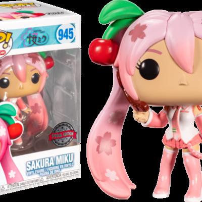 POP Animaton: Vocaloid- Hatsune Cherry Blossom