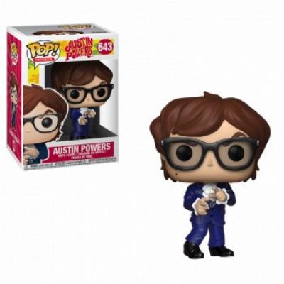 Austin Powers - Bobble head Pop 643 - Austin Powers 643