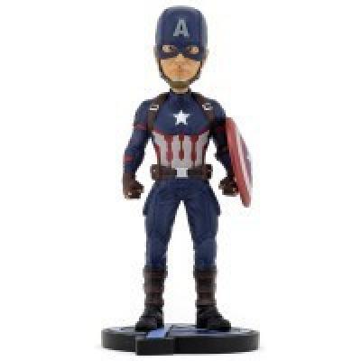 Marvel: Avengers Endgame - Captain Americal Head Knocker