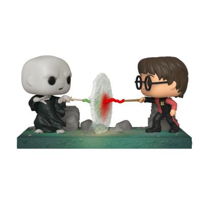 Movie Moment: Harry Potter - Harry vs Voldemort