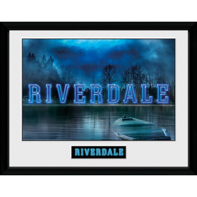 Riverdale: Logo Collector Print