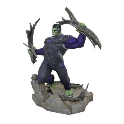Marvel Gallery: Avengers Endgame - Tracksuit Hulk Deluxe PVC Statue