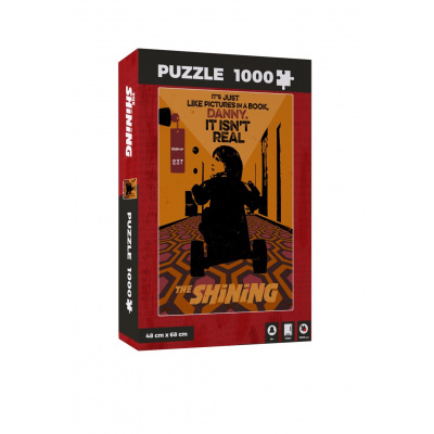The Shining Jigsaw Puzzle It Isn't Real