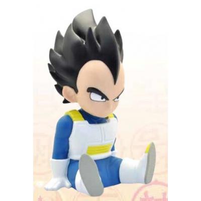 Dragon Ball: Chibi Vegeta Coin Bank