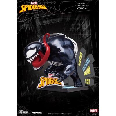 Marvel: Mini Egg Attack - Venom Action Figure