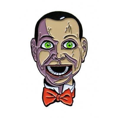 Dead Silence: Billy Puppet Enamel Pin