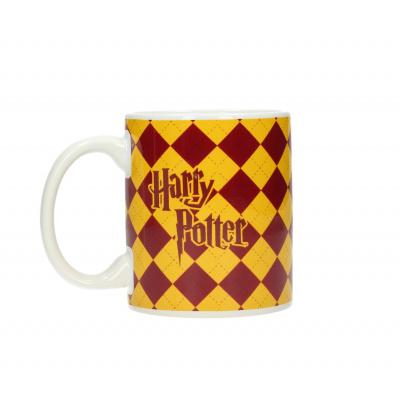 Harry Potter: Gryffindor Ceramic White Mug