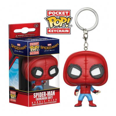 POP Keychain Spider-Man (Homemade Suit)