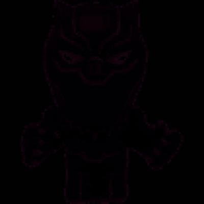 Marvel: Black Panther Eekeez