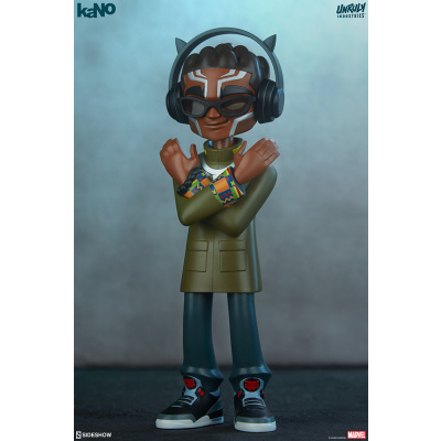 Marvel: Black Panther Designer Collectible Toy by artist kaNO