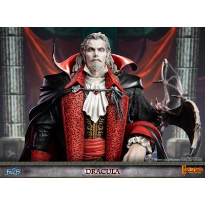 Castlevania: Symphony of the Night - Dracula Statue