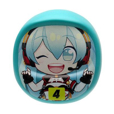 Darumania: Racing Miku 2020 Version B-Type Soft Vinyl Figure
