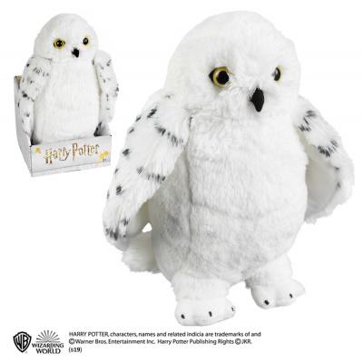 Harry Potter: Hedwig Open Wings 29 cm Plush