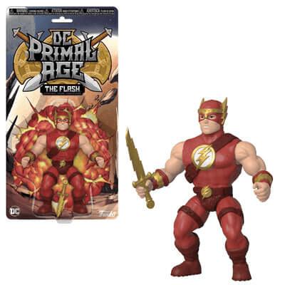DC Comics: Primal Age - Flash
