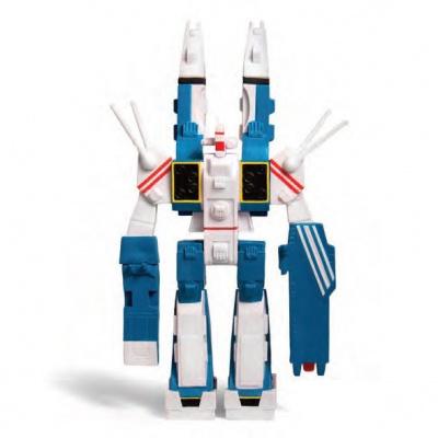 Robotech: SDF-1 - 3.75 inch ReAction Figure