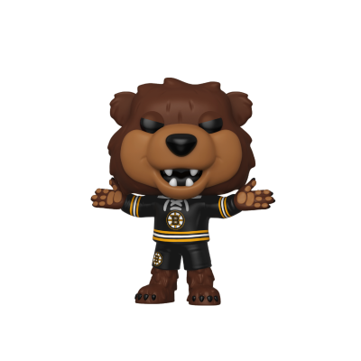 POP Mascots: Bruins - Blades