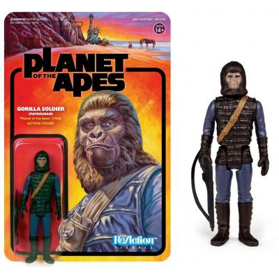 Planet of the Apes: Gorilla Soldier Patrolman 3.75 inch Action Figure