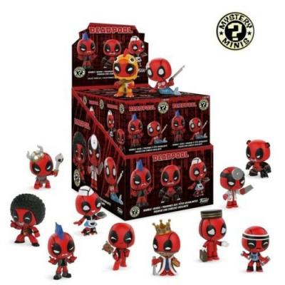 Funko Mystery Minis Deadpool