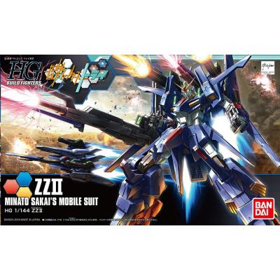 Gundam: High Grade - ZZ II 1:144 Model Kit