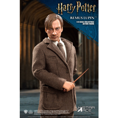 Harry Potter: Professor Remus Lupin 1:6 Scale Figure