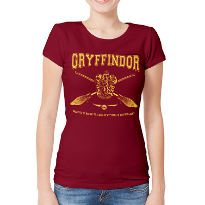 HARRY POTTER - COLLEGIATE GRYFFINDOR RED
