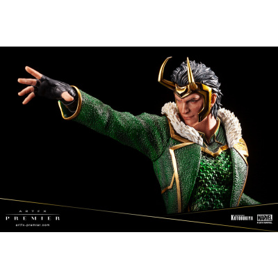 Marvel: Loki ARTFX Premier 1:10 Scale PVC Statue