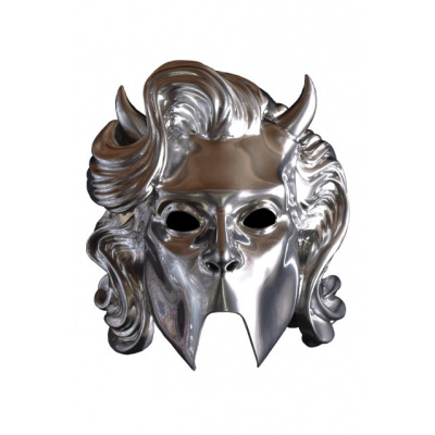 Ghost: Chrome Ghoulette Nameless Ghoul Resin Mask