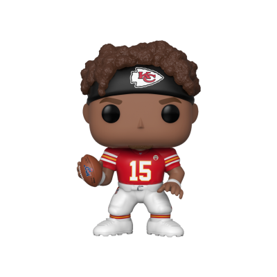 POP NFL: Chiefs - Patrick Mahomes II (Home Jersey)