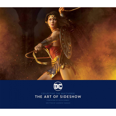 DC Comics: Collecting the Multiverse - The Art of Sideshow Deluxe Book