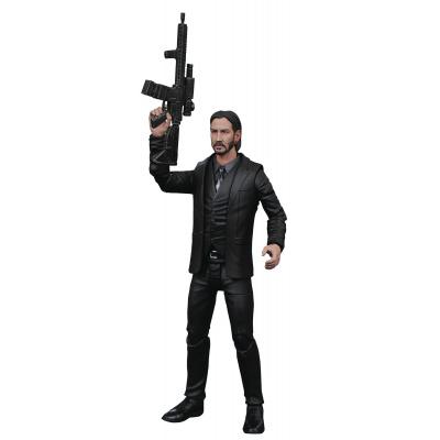 John Wick Select: Chapter 2 Black Suit Figure