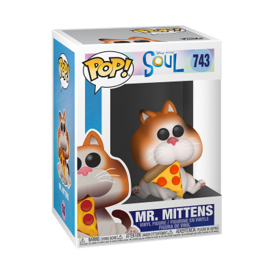 Pop! Disney: Soul - Mr. Mittens