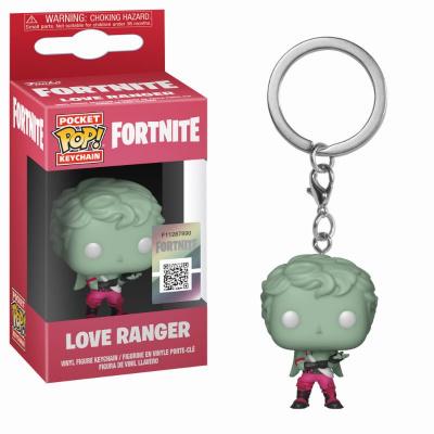 Pocket Pop Keychains Fortnite: Love Ranger