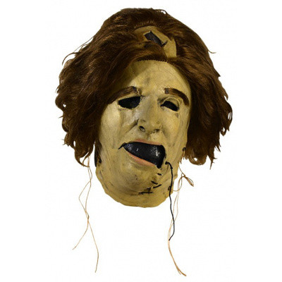The Texas Chainsaw Massacre: Old Lady Mask