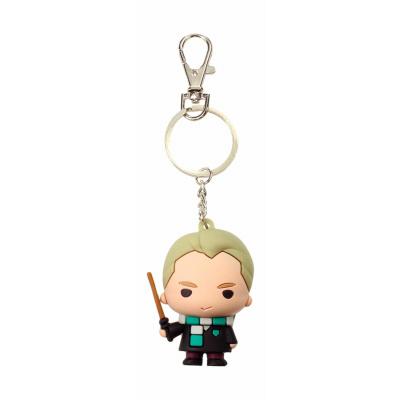 Harry Potter: Draco Malfoy Rubber Keychain