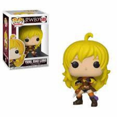 RWBY - Bobble Head POP N° 589 - Yang Xiao Long