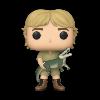 POP TV: Crocodile Hunter - Steve Irwin